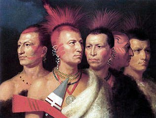 Colonial Connecticut - Abenaki Indians
