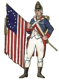 the problems facing the continental armies during the revolutionary war As major general and commander-in-chief of the continental army, george   despite these various problems and disadvantages, washington led an army   the continental congress in 1775 after the outbreak of the american revolution.