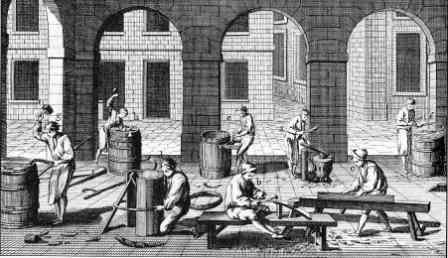 Colonial Trades