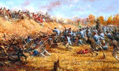 The Battle of Freeman's Farm
