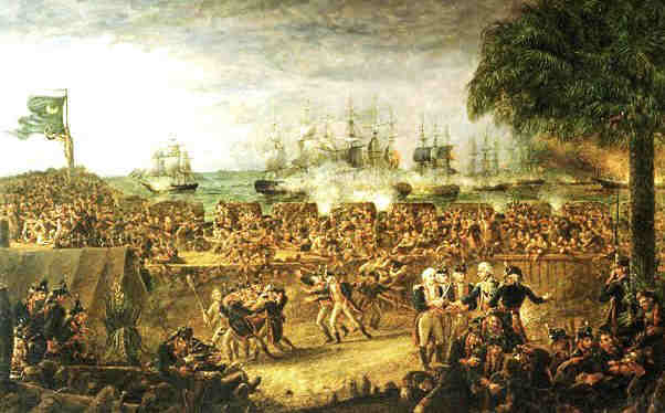 Battle of Sullivan's Island