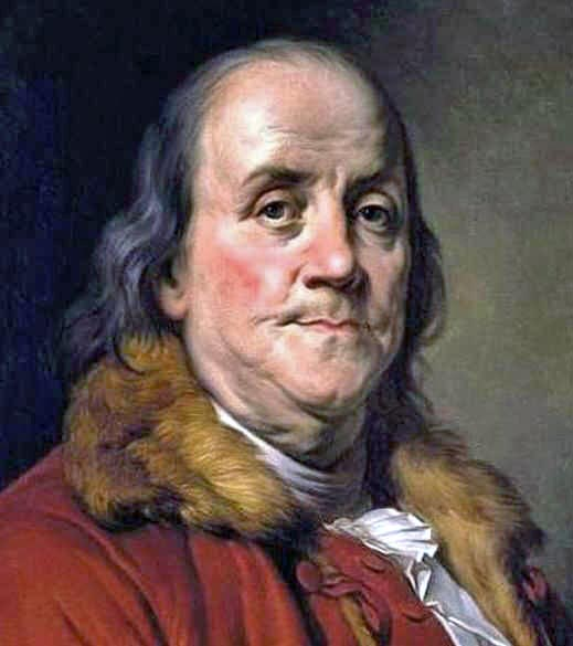 a biography of benjamin franklin one of the founding fathers of the united states of america One of the founding fathers of the usa, benjamin franklin was a multi  many places in the united states of america such as north  - benjamin franklin biography.