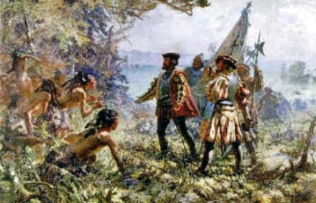 Jacques Cartier Facts ***