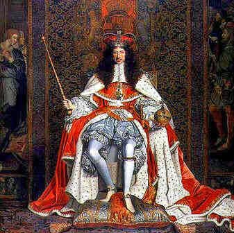 Picture of King Charles II