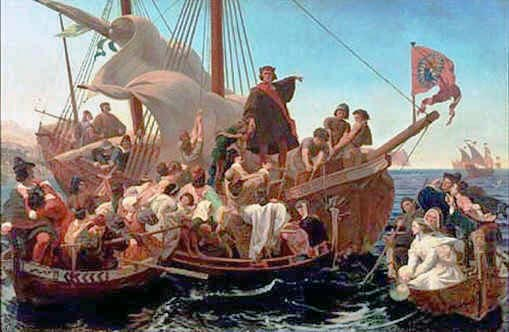 Voyage of Christopher Columbus 1492