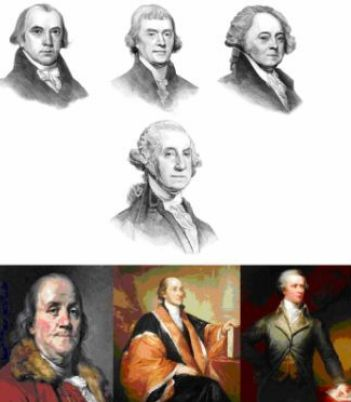 The Seven Founding Fathers
