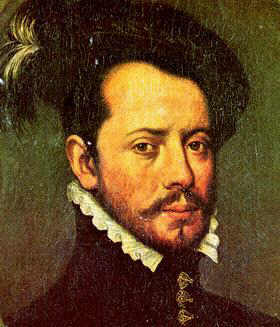 Picture of Hernan Cortes