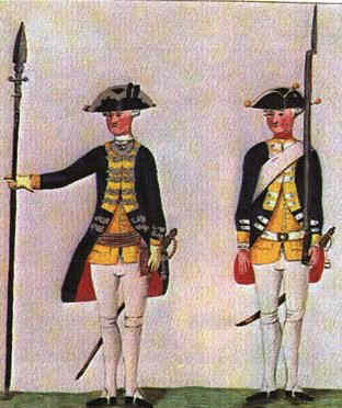 The Hessians - Soldiers and Mercenaries