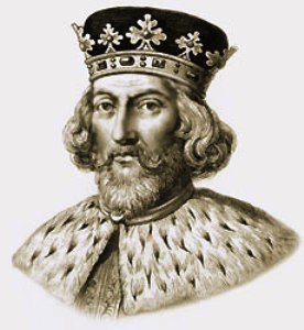 King John signed the Magna Carta in 1215