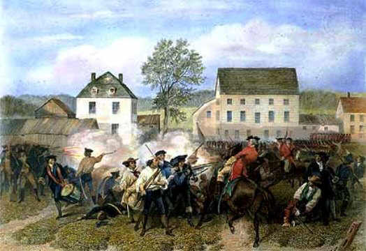 What Was The First Battle Of The Revolutionary War >> Revolutionary Battles