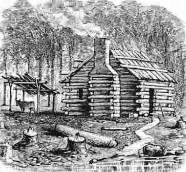 house in colonial america