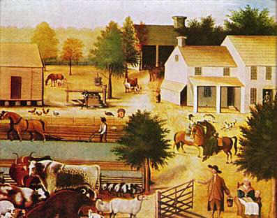 New Jersey Colonial Times Natural Resources