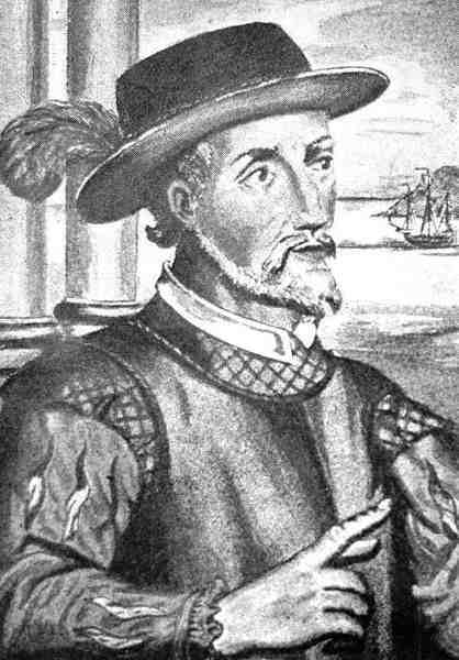 a biography of juan ponce de leon a world explorer Early life juan ponce de león was born in 1460 in santervás, spain he was an  explorer and fighter from an early age and helped fight the muslims in.