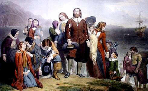 Puritan Colonists