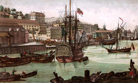 Quebec Act of 1774 ***