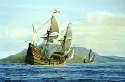 Cabrillo Ship - the San Salvador