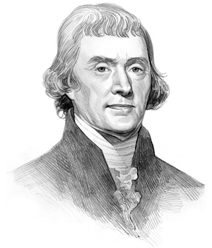 report on thomas jefferson