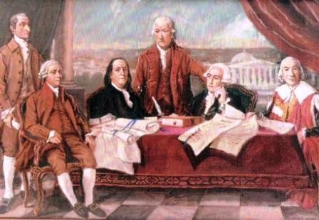 Image result for treaty of paris 1783 images