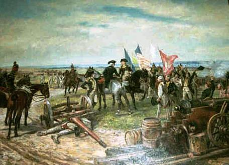 Facts about the Revolutionary War - Battle of Yorktown